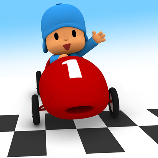 Pocoyo Racing: Kids Car Race – Fast 3D Adventure  (Unlimited money,Mod) for Android