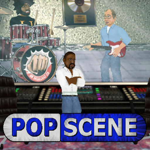 Popscene (Music Industry Sim) 1.242 (Unlimited money,Mod) for Android