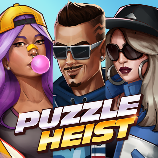 Puzzle Heist Epic Action RPG  1.4.5 (Unlimited money,Mod) for Android