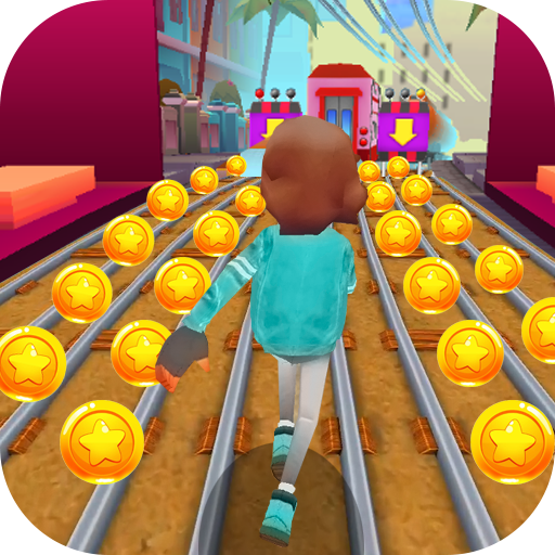 Railway Run  (Unlimited money,Mod) for Android