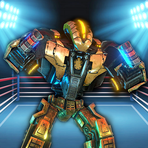 Real Robot Ring Boxing 1.16 (Unlimited money,Mod) for Android