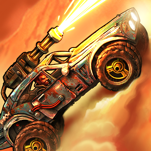 Road Warrior Combat Racing  1.1.11 (Unlimited money,Mod) for Android