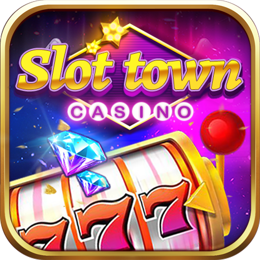 SLOT TOWN  (Unlimited money,Mod) for Android