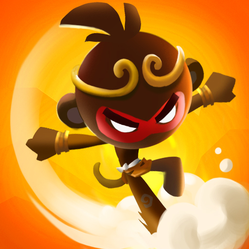 Sky Monkey Run  (Unlimited money,Mod) for Android