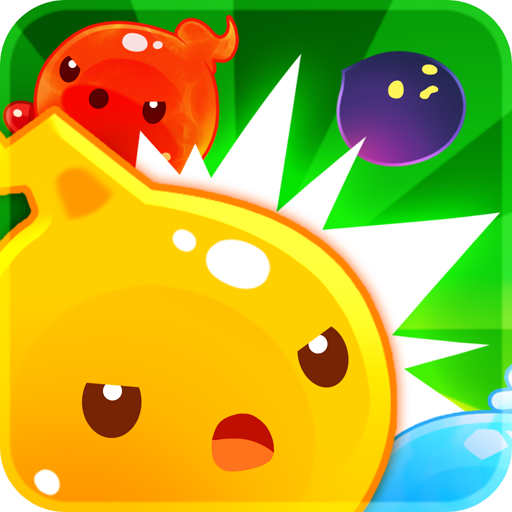 Slime Random Defense  (Unlimited money,Mod) for Android