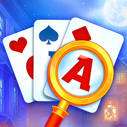 Solitaire: Detective Story 0.10 (Unlimited money,Mod) for Android