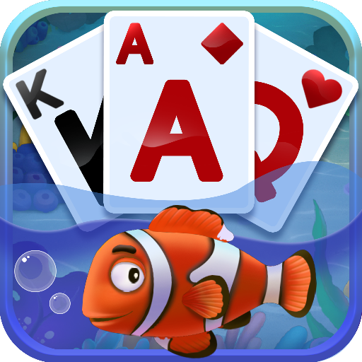 Solitaire Fish-Tripeaks 1.0 (Unlimited money,Mod) for Android