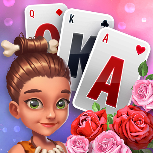 Solitaire Tribes: Fun Card Patience & Travelling  (Unlimited money,Mod) for Android