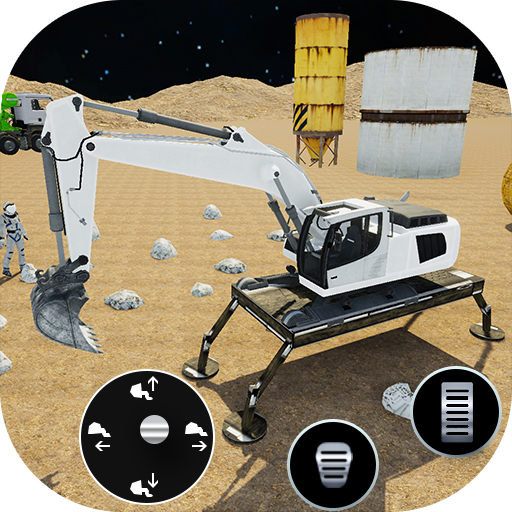 Space Colony Construction Simulator 3D: Mars City (Unlimited money,Mod) for Android