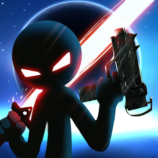Stickman Ghost 2: Galaxy Wars – Shadow Action RPG  (Unlimited money,Mod) for Android