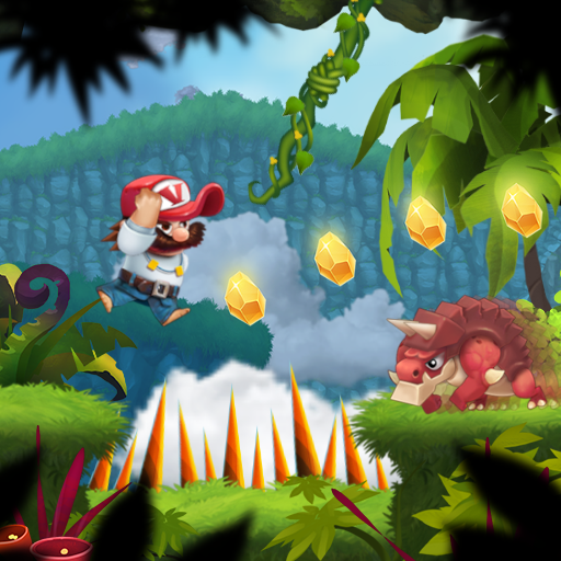 Super Jungle Jump  1.15.5032 (Unlimited money,Mod) for Android
