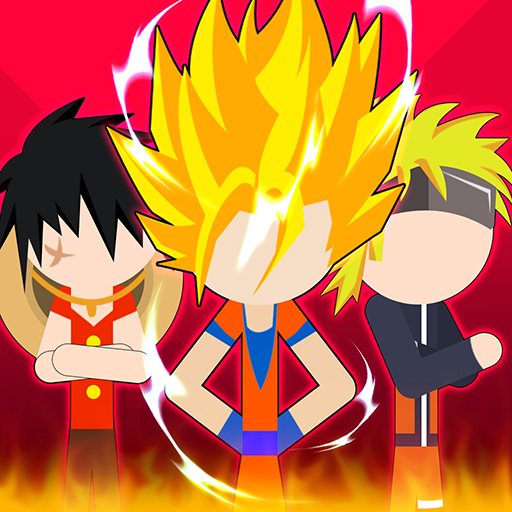 Super Stick Fight All-Star Hero: Chaos War Battle (Unlimited money,Mod) for Android