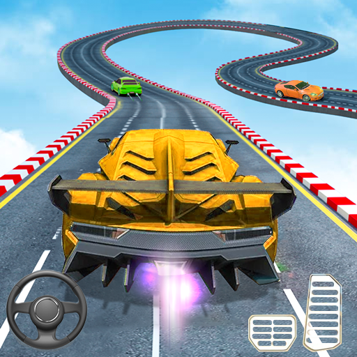 Superhero Car Stunts – Racing Car Games 1.0.11 (Unlimited money,Mod) for Android