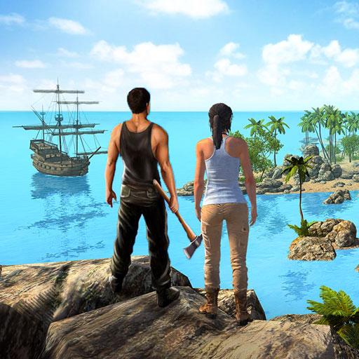 Survival Games Offline free: Island Survival Games (Unlimited money,Mod) for Android