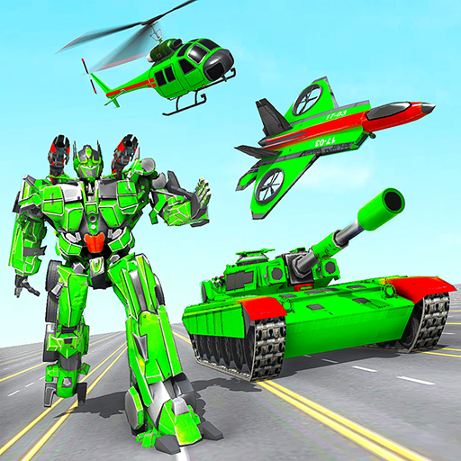 Tank Robot Transform Wars – Multi Robot Game 2.1 (Unlimited money,Mod) for Android