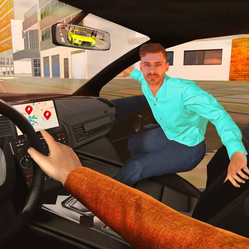 Taxi Sim Game free: Taxi Driver 3D – New 2021 Game 1.9 (Unlimited money,Mod) for Android