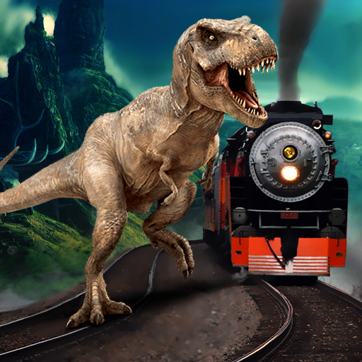 Train Simulator – Dino Park  (Unlimited money,Mod) for Android