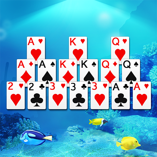 TriPeaks Solitaire  (Unlimited money,Mod) for Android