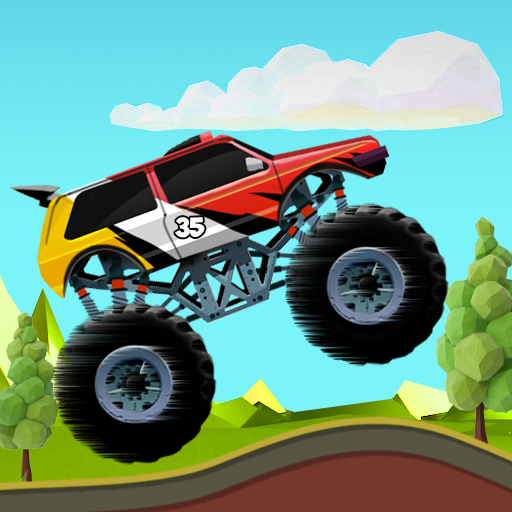Truck Racing for kids  (Unlimited money,Mod) for Android