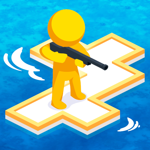 War of Rafts Crazy Sea Battle  0.22.1 (Unlimited money,Mod) for Android