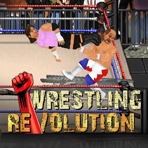 Wrestling Revolution 2.10 (Unlimited money,Mod) for Android