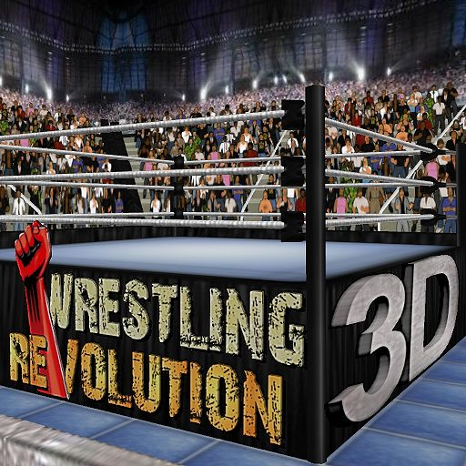 Wrestling Revolution 3D 1.712 (Unlimited money,Mod) for Android