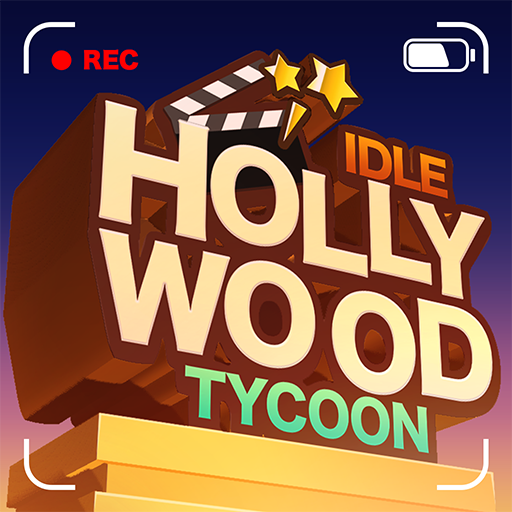 ldle Hollywood Tycoon  (Unlimited money,Mod) for Android