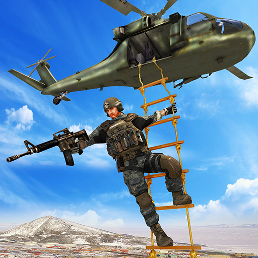 Air Force Shooter 3D – Helicopter Games  (Unlimited money,Mod) for Android