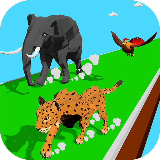 Animal Transform Race – Epic Race 3D (Unlimited money,Mod) for Android