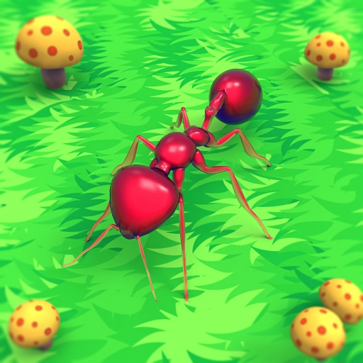 Ant Colony 3D: The Anthill Simulator Idle Games  2.5 (Unlimited money,Mod) for Android