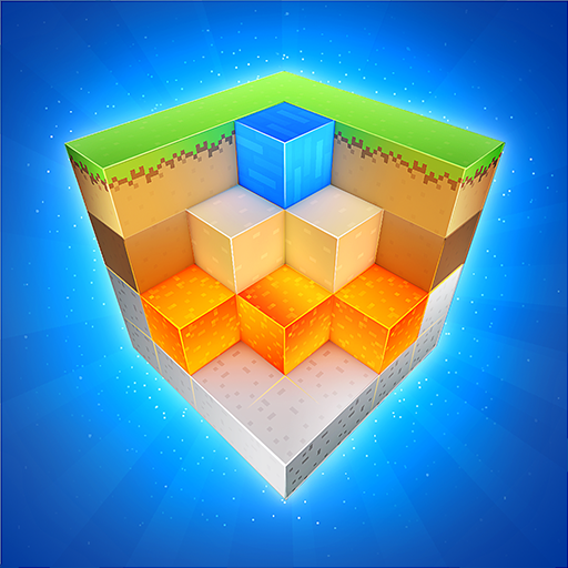 Block World 3D: Exploration & Survival (Unlimited money,Mod) for Android