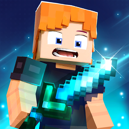 Blo'k Warriors  (Unlimited money,Mod) for Android