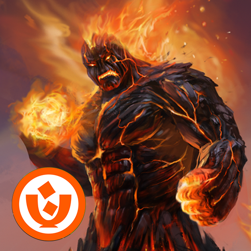 Blood of Titans: Quest & Battle Fantasy CCG (Unlimited money,Mod) for Android