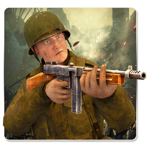 Call of Glory: WW2 Military Commando TPS Game  (Unlimited money,Mod) for Android