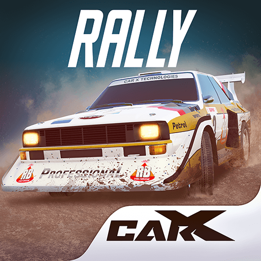 CarX Rally  (Unlimited money,Mod) for Android