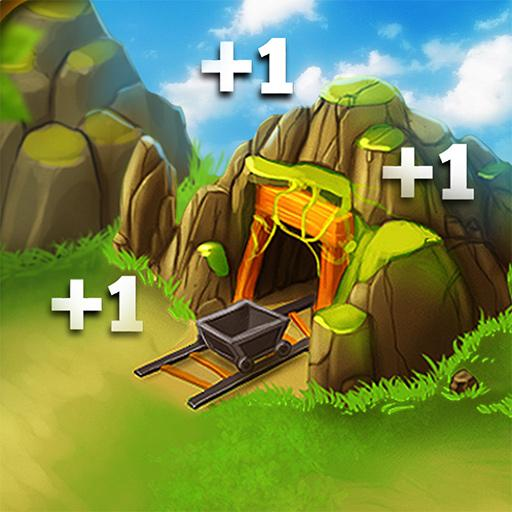 Clicker Mine Idle Adventure – Tap to dig for gold!  (Unlimited money,Mod) for Android