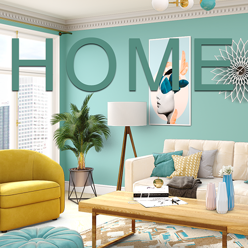 Color Home Design Makeover – paint your love story  1.16 (Unlimited money,Mod) for Android