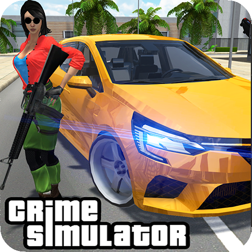 Crime Simulator Real Girl  (Unlimited money,Mod) for Android