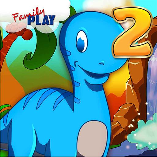 Dino Grade 2 Games  (Unlimited money,Mod) for Android