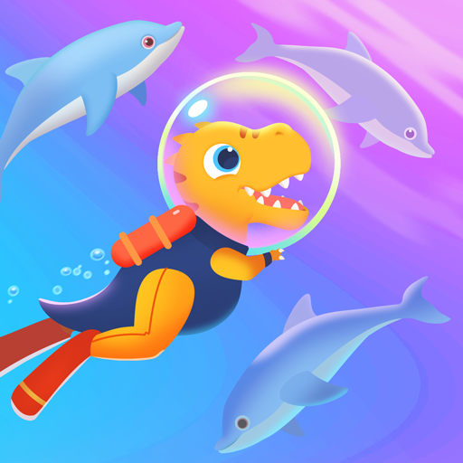 Dinosaur Aqua Adventure – Ocean Games for kids 1.0.3 (Unlimited money,Mod) for Android