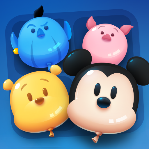 Disney POP TOWN  (Unlimited money,Mod) for Android