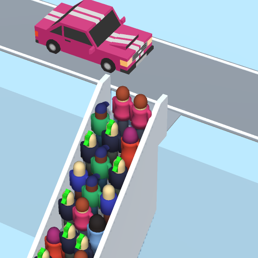 Escalators  (Unlimited money,Mod) for Android