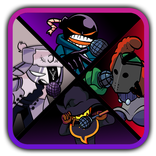 FNF Hot Mod Character battle simulator/Reference  (Unlimited money,Mod) for Android