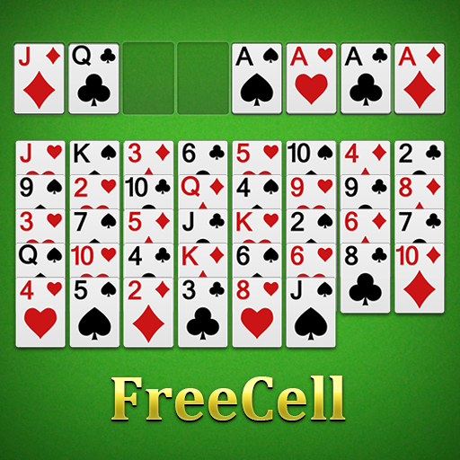 FreeCell Solitaire  3.9.0.20210430 (Unlimited money,Mod) for Android