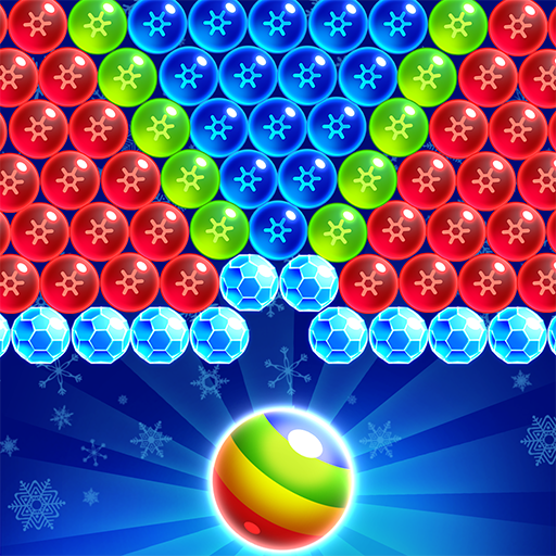 Bubble Shooter – Frozen Pop Games  8.0 (Unlimited money,Mod) for Android