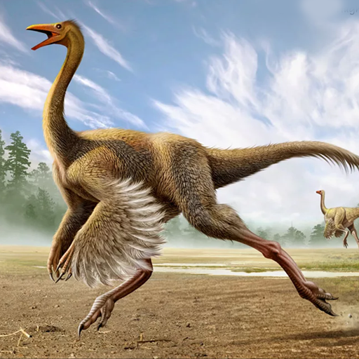 Gallimimus Simulator  (Unlimited money,Mod) for Android