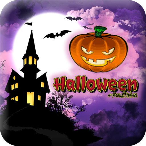 Halloween Roleta Caça Niquel  (Unlimited money,Mod) for Android