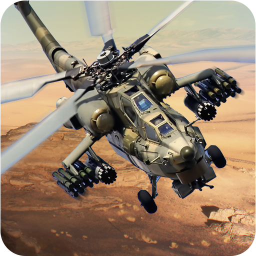 Helicopter Combat Gunship – Helicopter Games 2020  (Unlimited money,Mod) for Android