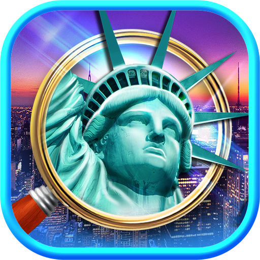 Hidden Objects New York City Puzzle Object Game  (Unlimited money,Mod) for Android