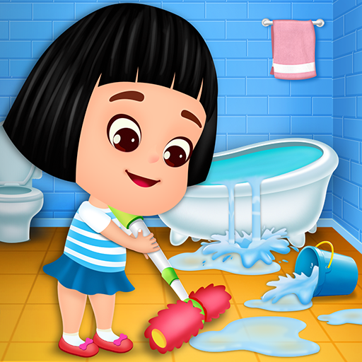 Home and Garden Cleaning Game – Fix and Repair It (Unlimited money,Mod) for Android